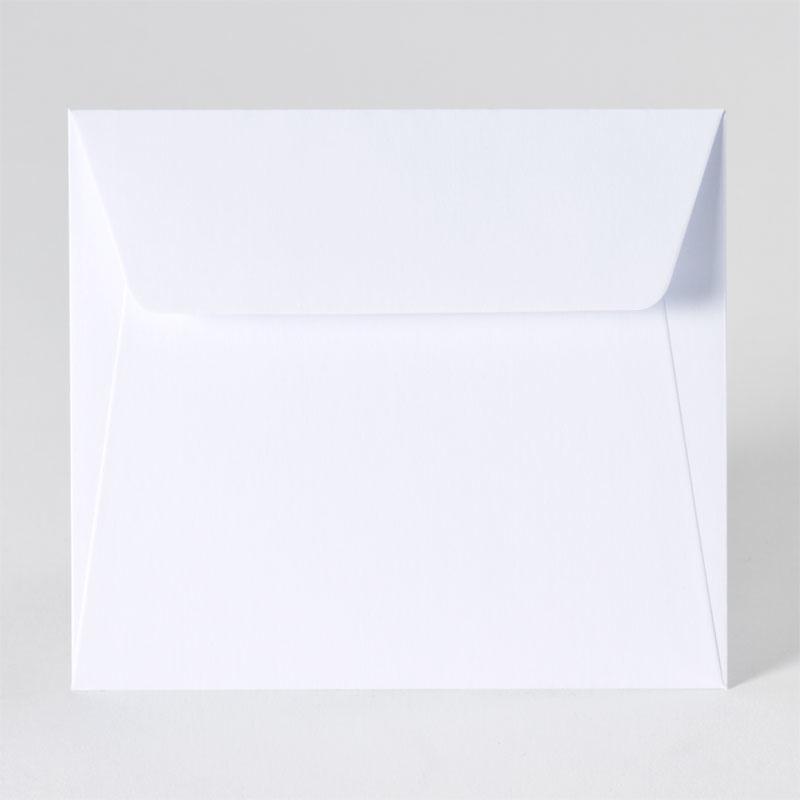 Leuke enveloppe in extra white (14,0 x 12,5 cm)